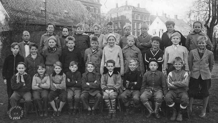 Øresundsvejens Skole 1956