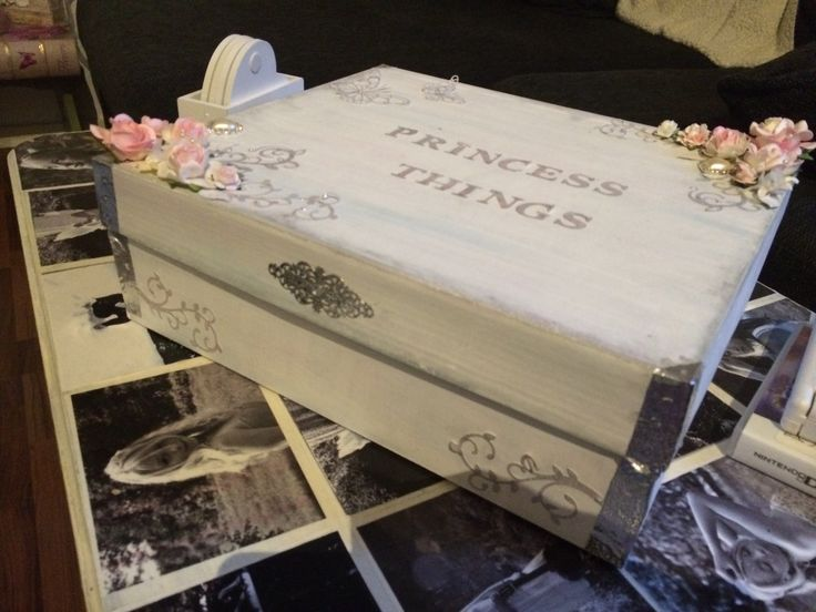 Altered princess Box