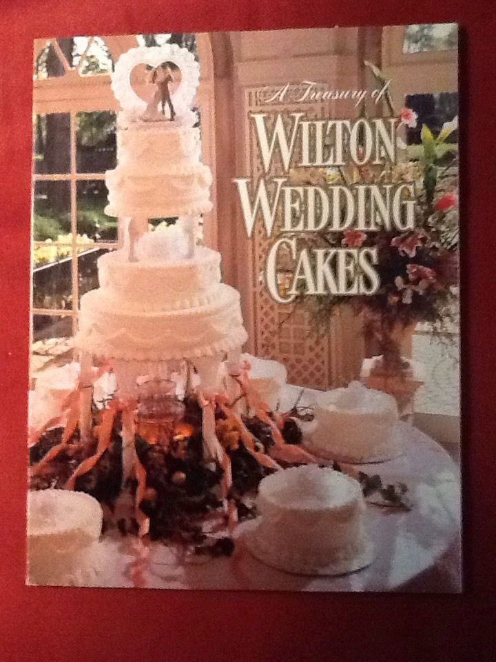 Wilton Wedding Cake Book