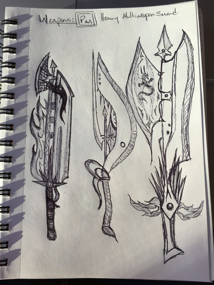 Weapons 1