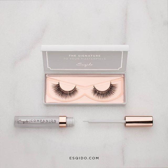 Companion Eyelash Glue – ESQIDO Lashes