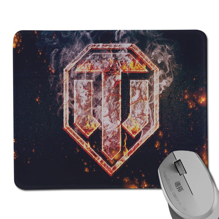 World Of tanks Mouse Pad Fire Logo Mousepad Optical Mouse Pad Notbook Computer Gaming Mouse Pad Gamer Play Mats Free Shipping
