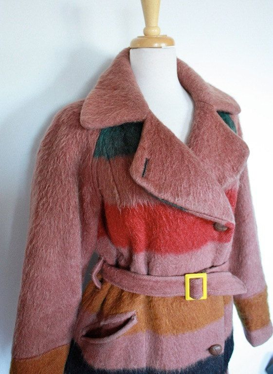 Very Rare Vintage 1920s 1930s Hudson S Bay Wool Blanket