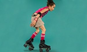 Groupon - Roller-Skating for Two or Four with Snacks at All American Skating Center (Up to 48% Off) in Stone Mountain. Groupon deal price: $15