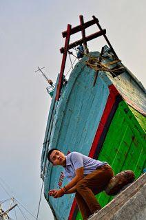 Juru Soca: Senja di Pelabuhan Sunda Kelapa