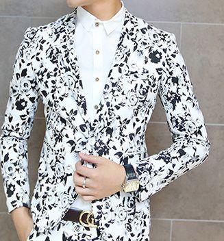 17 Best ideas about White Mens Blazer on Pinterest | Mens fashion ...