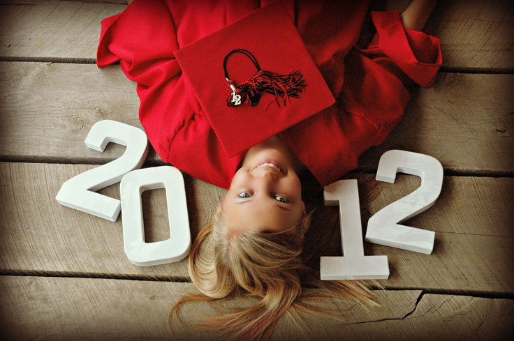 Would be cute especially for Headstart / Kindergarten cap & gown pics :)