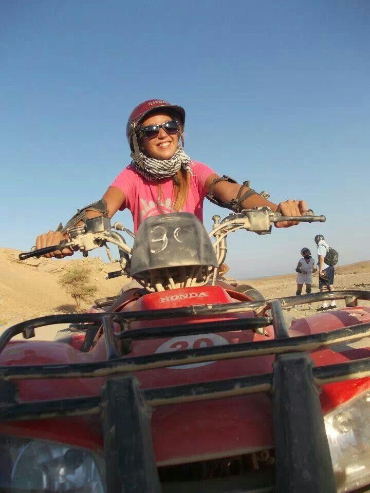 Adventure into desert♡
