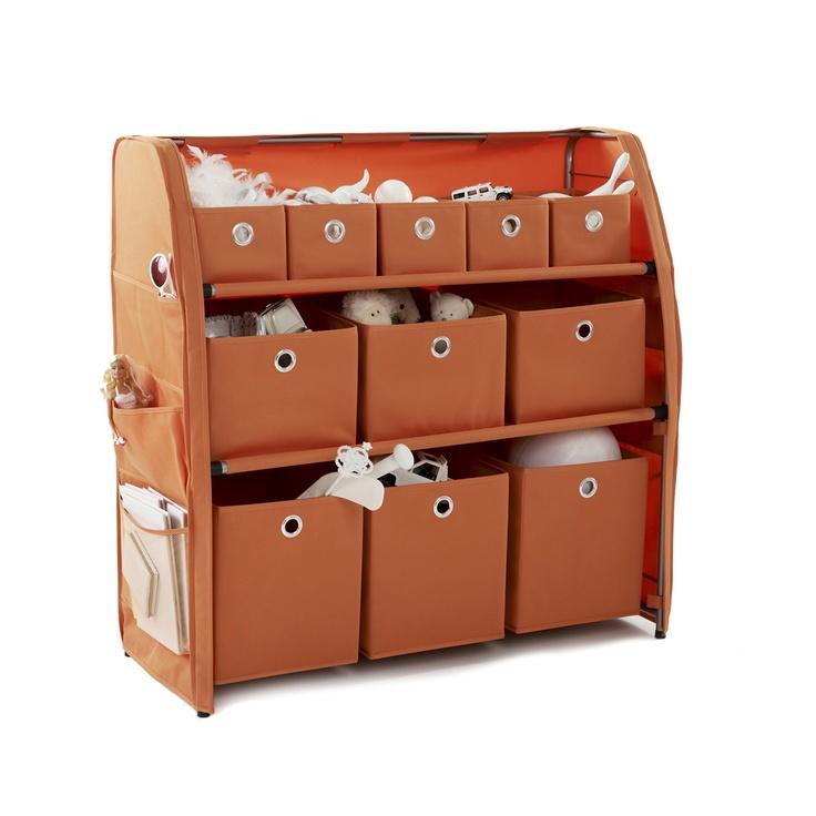neatfreak® Kids Mega Sorter - Orange-this would make it easy to keep kids room neat.: Kid Toy Storage, Neatfreak Kids, Mega Sorter, Neatkid Mega, Storage Organizations, Neatfreak Mega, Kids Toys Storage, Products, Kids Rooms