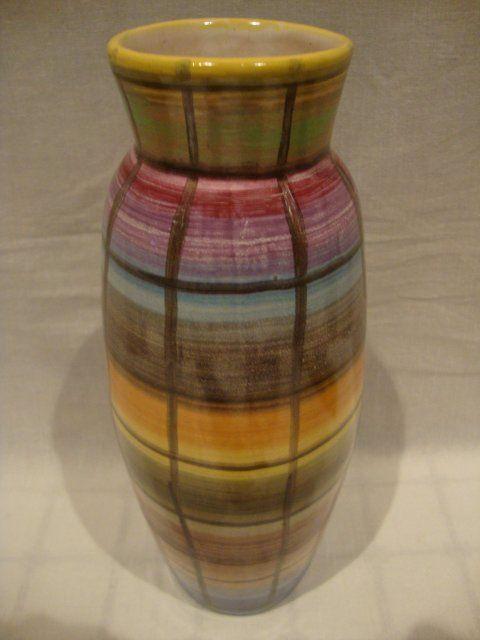 Jelzett retro iparművész kerámia váza extra - Kerámia | Galéria Savaria online piactér - Antik, műtárgy, régiség vásárlás és eladás