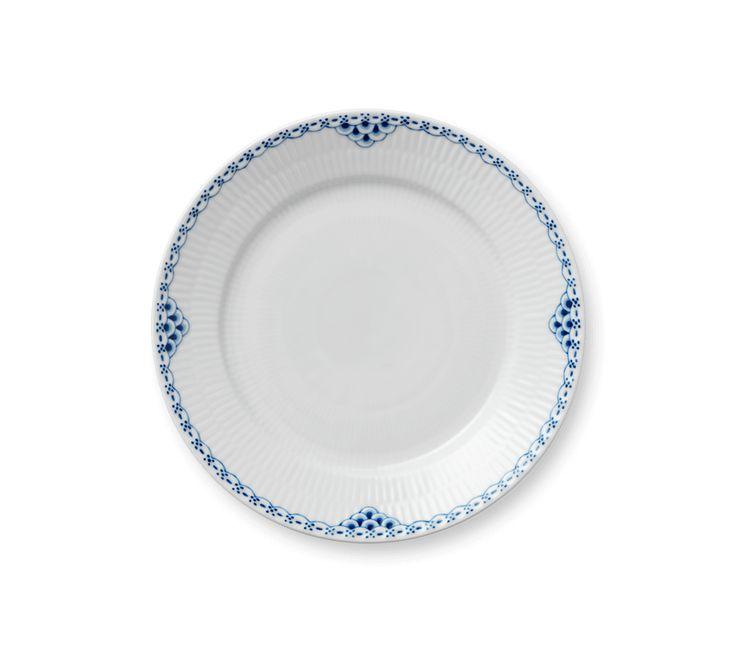 Princess Plate 22 cm
