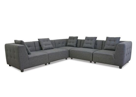 Modern Grey Sofa Set