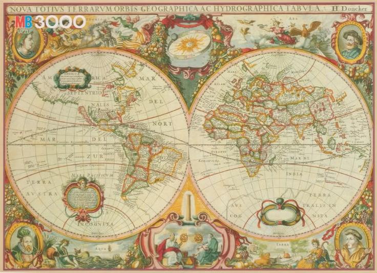 16 best mapamundi images on pinterest old maps worldmap and old map 1594 p plancio gumiabroncs Gallery