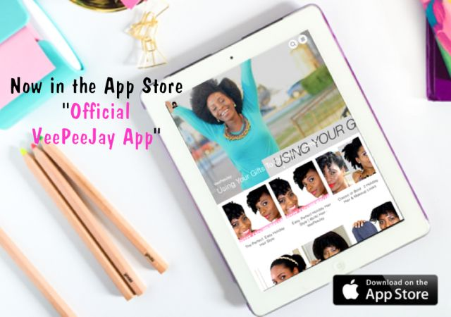 Download the Official VeePeeJay App, from Dallas Blogger VeePeeJay in the Apple App Store.