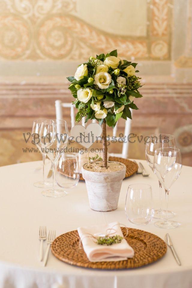 Centrotavola Vba Weddings