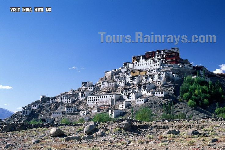 Tourist Attraction India: Ladakh Tourism India   a town