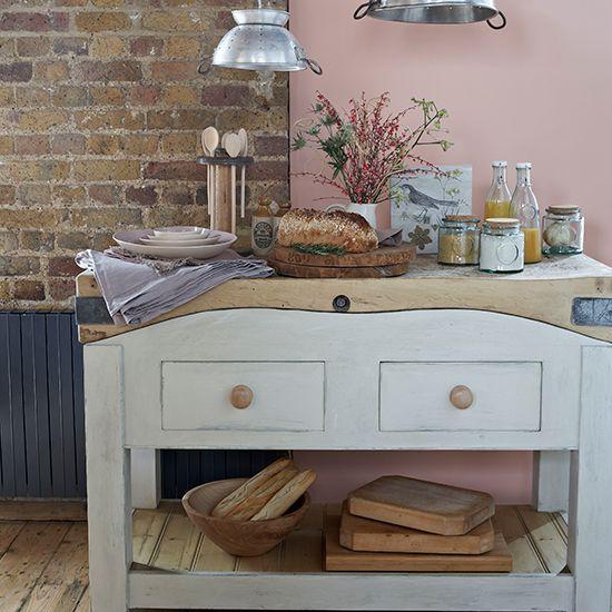 7 dolog, amire szükség van egy kopott sikkes konyha