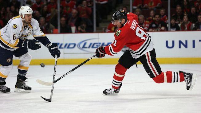 Improving your Hockey Shot on the Ice