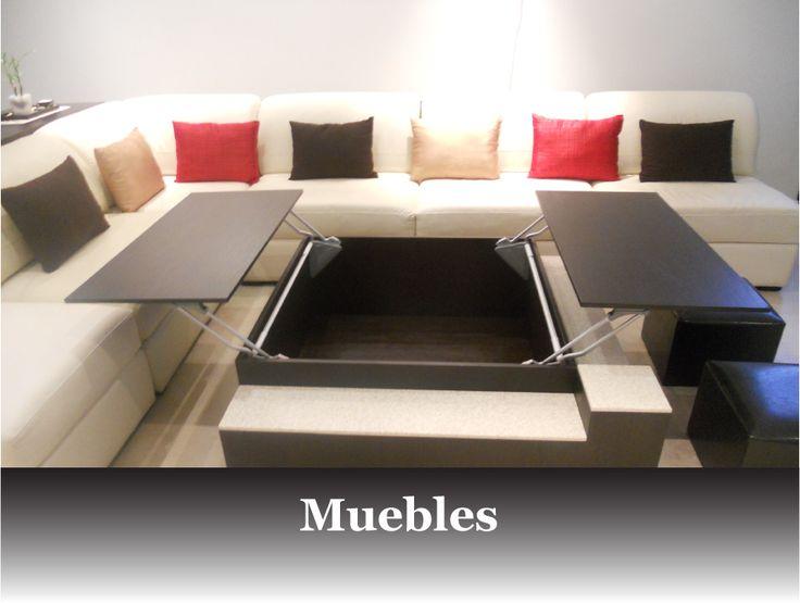 Muebles mueble para comedor mueble divisorio de estilo for Muebles comedor modulares