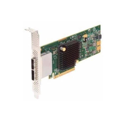 Lenovo N2125 6GB SAS-SATA PCI Express x8 Storage Controller For IBM System X 46C9010