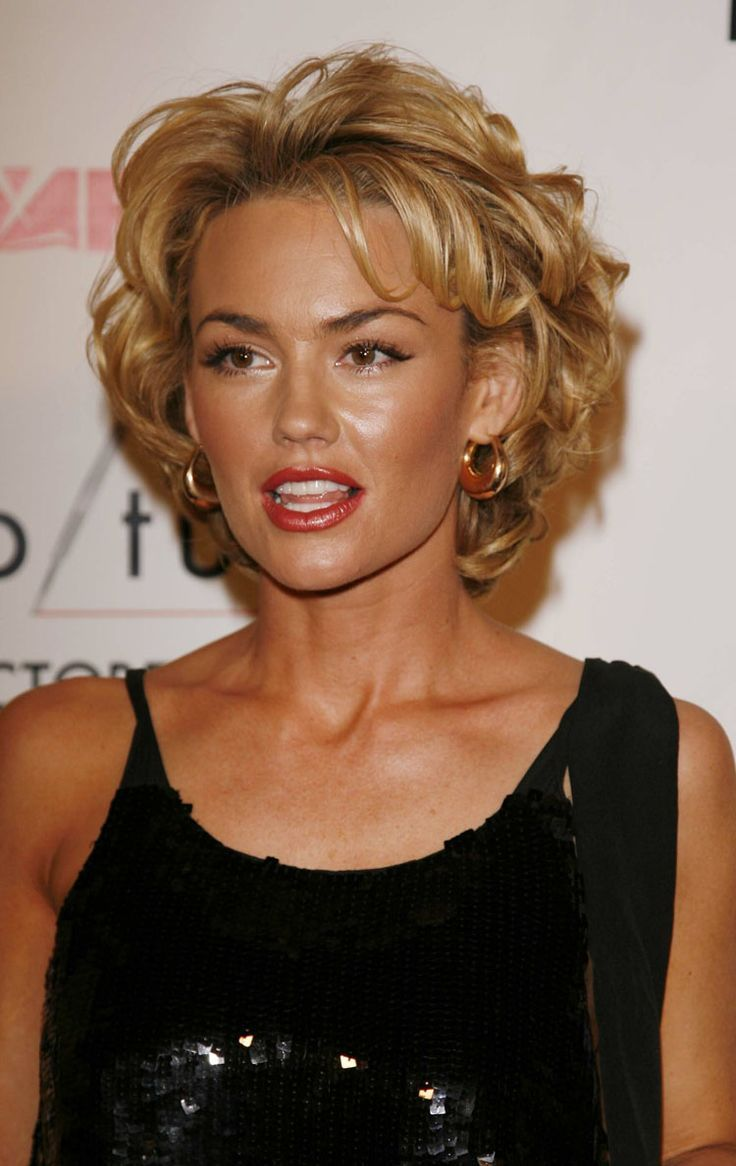 Kelly-Carlson | Hair Cut Ideas | Pinterest