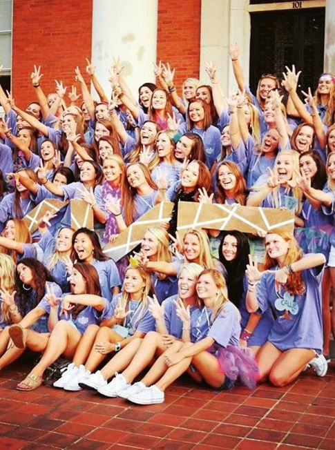The Ultimate Guide to Sorority Recruitment at Clemson University – SOCIETY19