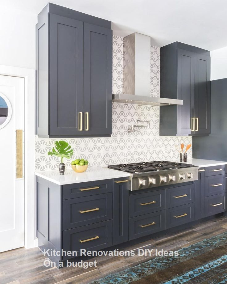 New DIY Kitchen Renovations and Makeovers Ideas on a Budget - Kitchen Renovation On A Budget