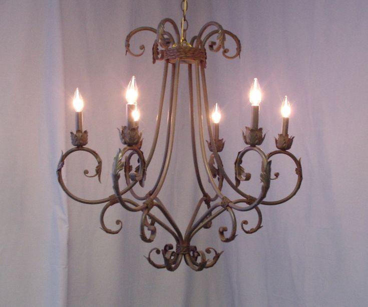 Lampadari in Ferro battuto Rustico - foto 6
