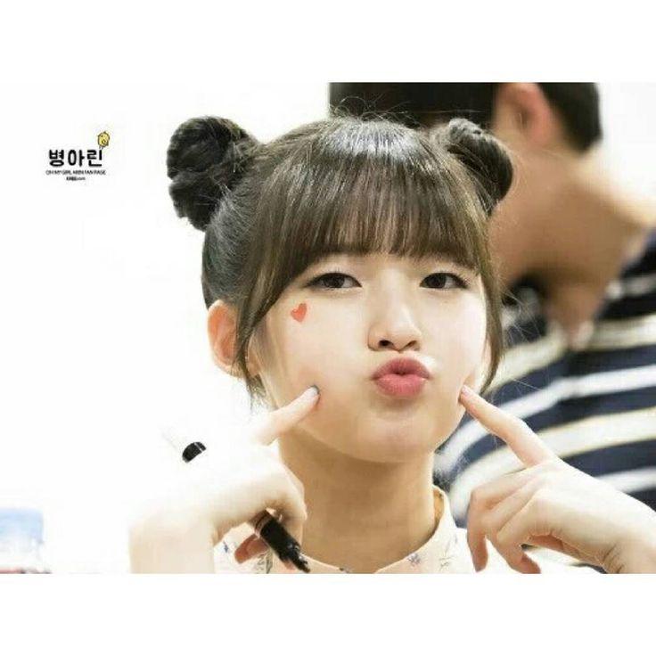Kyaaa her puffy cheecks  . #arin#choiarin#choiyewon#ohmygirl#hyojung#binnie#jinE#yooA#jiho#seunghee#mimi#wment#kpop#kpopl4l#kpopexlikes