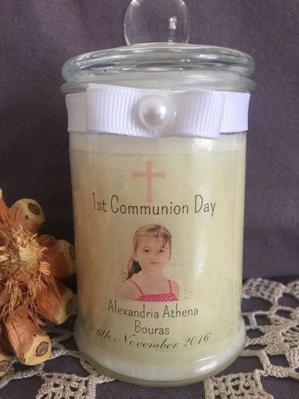 Communion Soy Candle