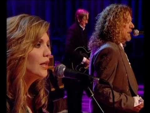 Alison Krauss & Robert Plant : Killing The Blues (Live) - YouTube