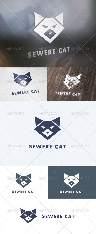 Severe Cat Logo