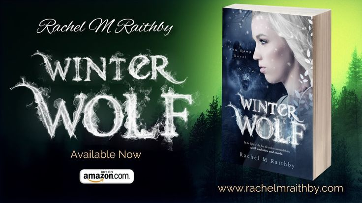 WINTER WOLF, Book Trailer, Book Teaser