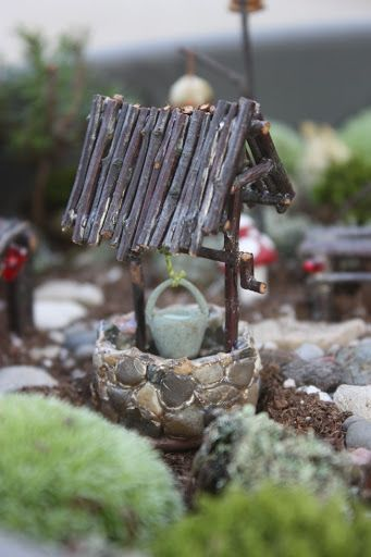 329 Best Images About Fairy Gardens On Pinterest 400 x 300