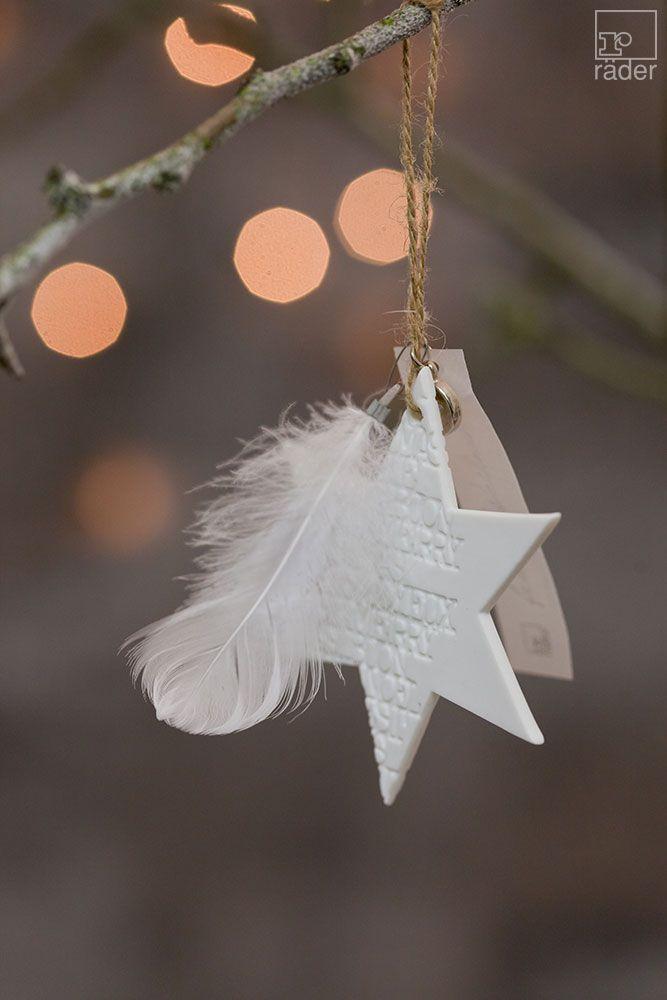 Weihnachtskollektion. Weihnachtszauber. Porzellan Ornament ...
