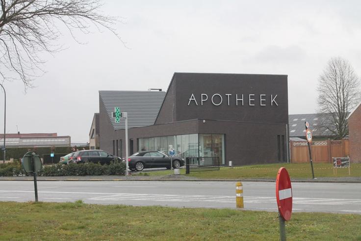 pharmacy in Belgium  - HoneyWood