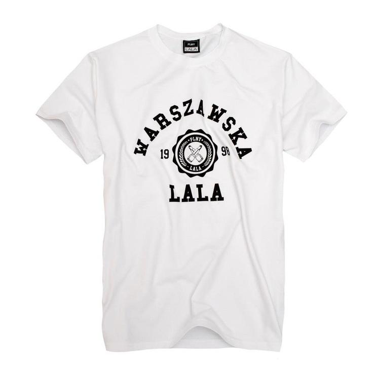 Biała warszawska: taką koszulkę tylko na dumną pierś ;)