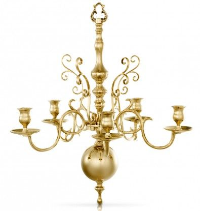 Chandelier 5-arms • Skultuna