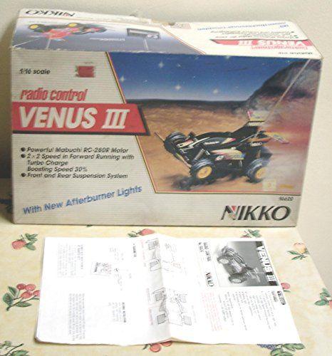 Venus III Nikko RC Radio Remote Control Scale 1/16 Nikko ... https://www.amazon.com/dp/B01H5RDH0A/ref=cm_sw_r_pi_dp_x_MRAtybN190DDM