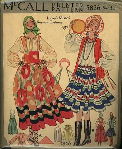 Russian Costume.  fascinating to see lapti and modern boots in the same picture: persistence of the old ways