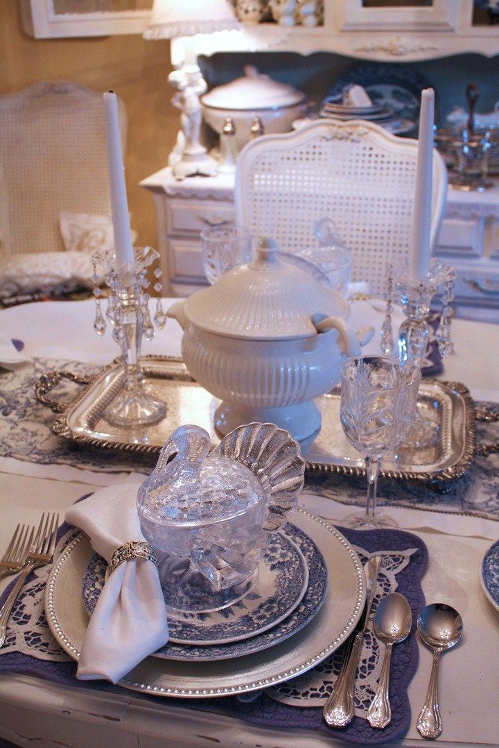 29 best Tablescapes images on Pinterest | Table decorations ...
