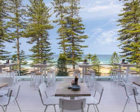 Sydney's best beach bars