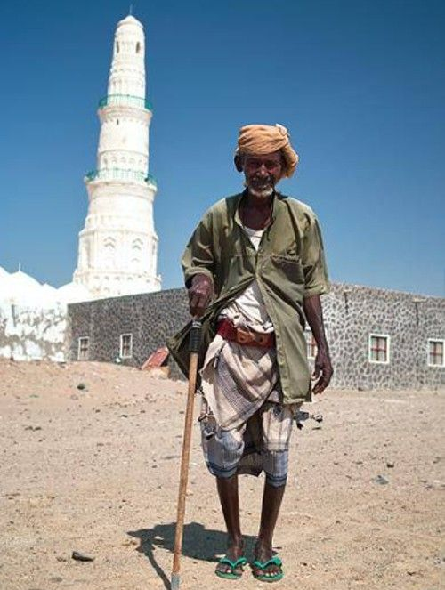 Original Yemeni People