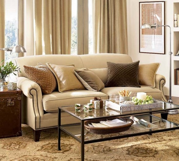 172 best pottery barn images on pinterest for Warm inviting living room ideas
