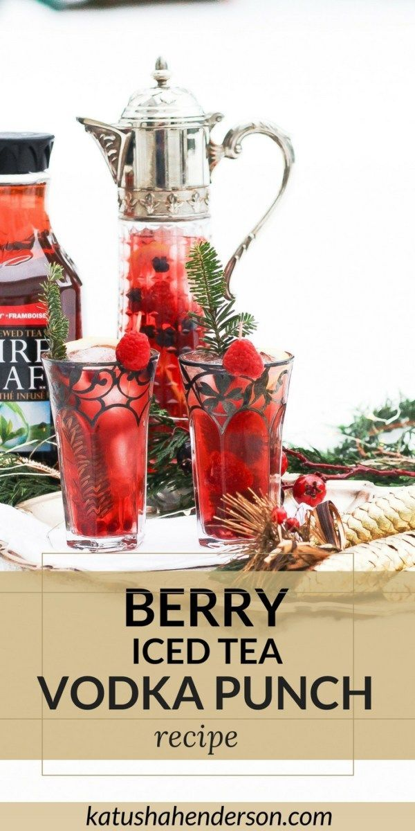 Delicious Signature Holiday Cocktails Virgin cocktail recipes