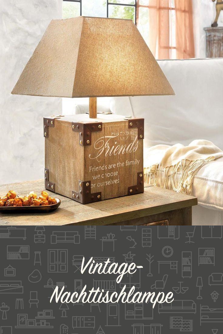 Schlafzimmer Vintage Lampen
