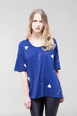KANNDINGSKY Unisex Shirt Blue  EUR 39