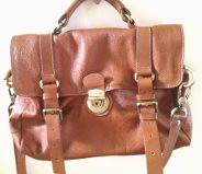 Russell and Bromley Brown Leather Bag