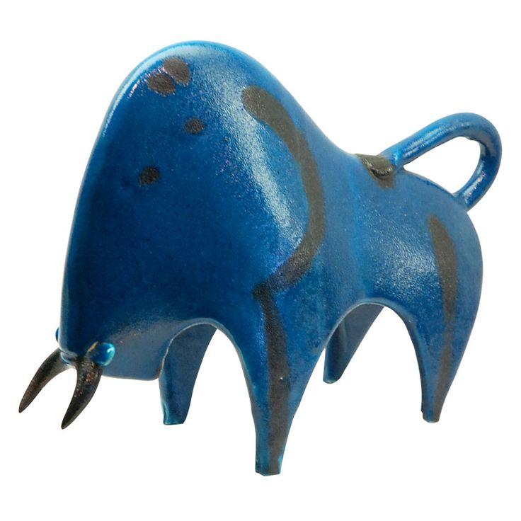 Gambone 'Bull' Sculpture