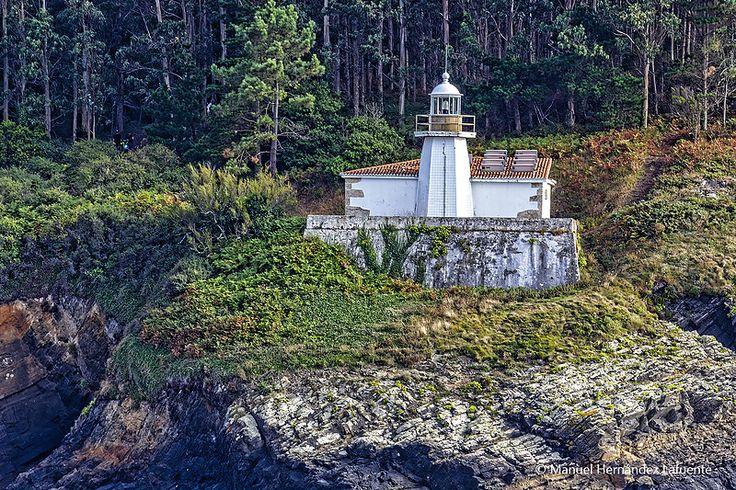 Faro de Punta Promontorio Cedeira